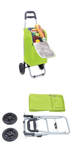 Grocery Cart & Cooler - perfect for the beach