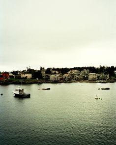 Monhegan Island, off the coast of Maine
