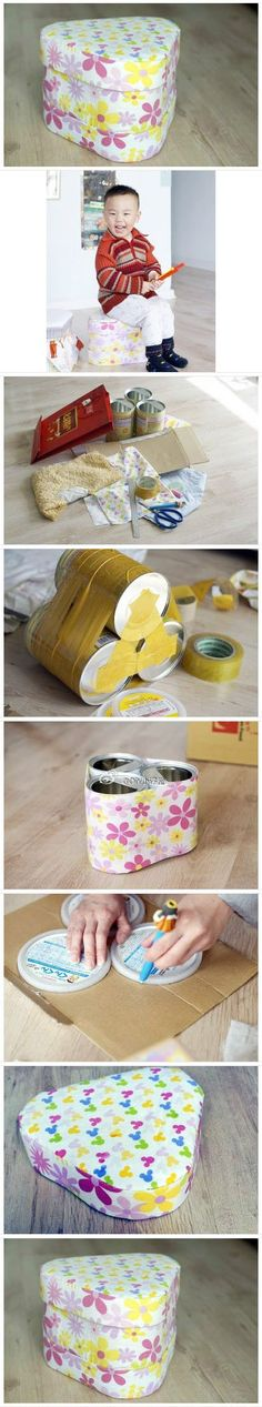 Easy Craft For Child