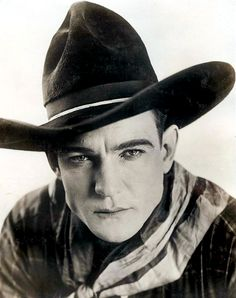 Buck Jones, silent and sound movie actor  notably Westerns, died in the Cocoanut Grove fire, son-in-law was Noah Beery, Jr. 1891-1942