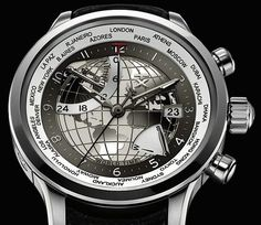 TX World Time Watch