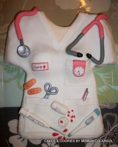 Love this nursing cake!