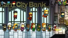 Scribblenauts Unmasked is full of characters from the DC Universe! Can you name all the ones in this picture? #Scribblenauts #ScribblenautsUnmasked #DCComics