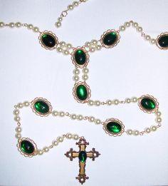 The Lady Faith Girdle Belt - Gold Tone Brass 4 Renaissance Medieval Tudor Dress Gown Costume on Etsy, $51.50
