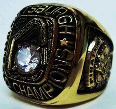 1960 Pittsburgh Pirates Ring