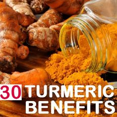30 Amazing Benefits And Uses Of Turmeric: Turmeric is good for liver health. It is a natural detoxifier. It removes toxic substances from the blood by producing several enzymes.