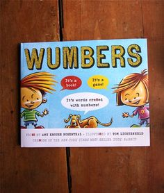 Book of the Week: Wumbers