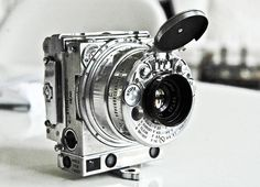 Jaeger LeCoultre Compass 35mm subminiature camera, c.1938.