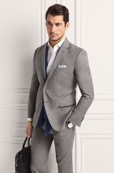 Men's Fashion | Suits on Pinterest