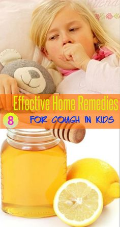 8 Effective Home Remedies for Cough for Kids