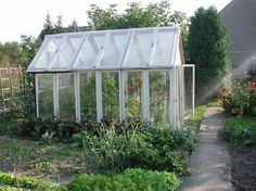 DIY: PVC Greenhouse Plans thumbnail