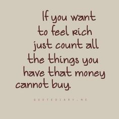 . remember this, rich life, famili, life lessons, canvas quotes, inspir, thought, feel rich, true stories