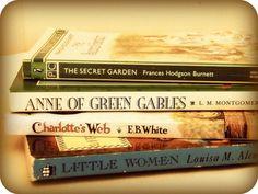 So many wonderful childhood days reading these. :)