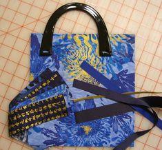 Ribbon Katy Bags supplies