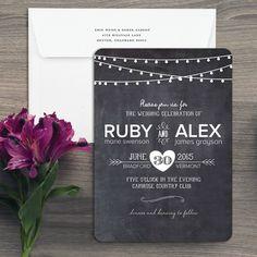 dangl light, wedding invitations, marri princ, futur big, princ charm