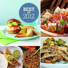 50 Best Kid-Friendly Recipes of 2012