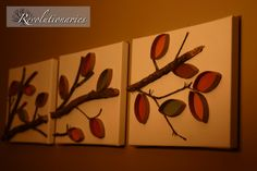 nature on canvas
