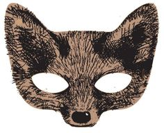 #fox #mask