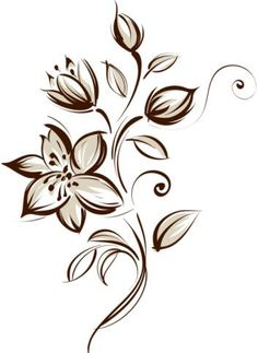 """flower design in ankle -- meaning """"bloom where you are planted"""" :>"""