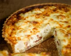 food recipes, tarts, famili friend, tart recip, cauliflow chees, εύκολη τάρτα, friend recip, smoke bacon, bacon tart