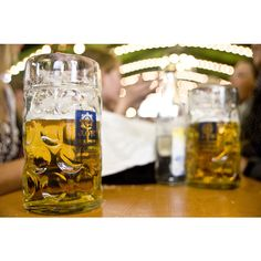 """Discovered by Stoke #Travel, """"Oktoberfest has long traditions steeped in....beer, has long been the global benchmark in....beer and, well, beer, beer, beer. And all those glorious steins of liquid gold are brewed specifically for and only to be consumed at Oktoberfest. """" at #Oktoberfest, Theresien Wiese, #Munich, #Germany #octoberfest"""