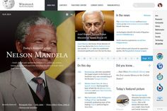 Wikipedia Redesign Concept on Behance