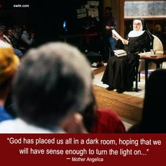 watch mother, mother angelica