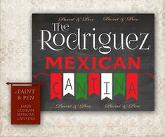 Latino Home Decor Mexican Flag Art Cinco De Mayo On Etsy 800