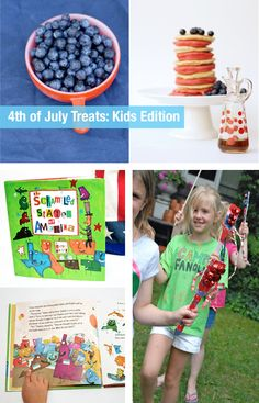 Modern Parents Messy Kids: 4th of July Finds for Everyone