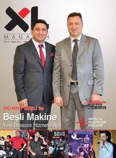 XL Magazin Dergisi, Mayıs sayısı yayında! Hemen okumak için: http://www.dijimecmua.com/xl-magazin/
