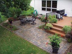 stone patios  : Home-and-garden
