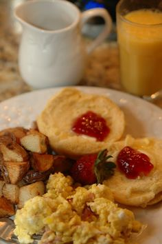 Southern Style Country Breakfast