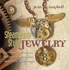 Steampunk - Steampunk Jewelry -Costume - Keep Calm and Craft On
