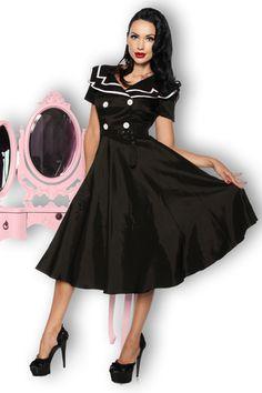 Vestido Pin Up marinero