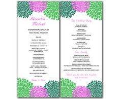 Cards and invites on pinterest invitation templates for Sweet sixteen program template