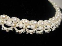 Beads: Wedding Bead Necklace