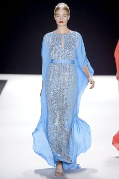Naeem Khan Spring 2013 Ready-to-Wear Collection Slideshow on Style.com