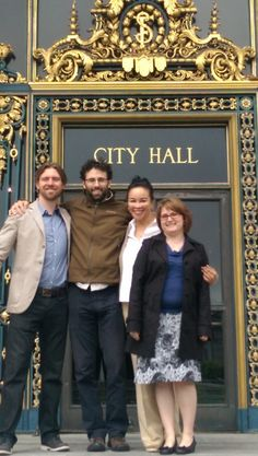 A Walk through the Urban Forest: PGS students report on their Experiential Learning project with the City of San Francisco: http://ow.ly/zI4BS #sustainability #smartCities #MBA