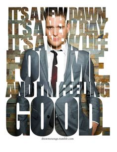 Michael Buble ~ Feeling Good