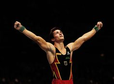 Philipp Boy, Germany - Gymnastics