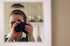 Camera tips and links to Katie Bower's favorite photography blogs and sites