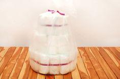 How to Make a Diaper Cake -- via wikiHow.com