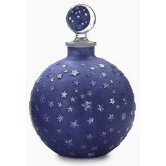 """LALIQUE """"Dans La Nuit"""" perfume bottle"""
