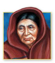 """Jikonsahseh became known as the """"Mother of Nations"""" for her role in bringing the Iroquois people together. She became the first clan mother of the Iroquois"""