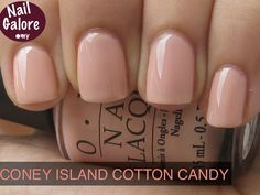 Coney Island Cotton Candy: favorite color ever!