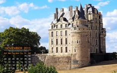 The Chateau de Brissac in France