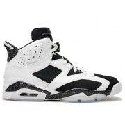 384664-101 Air Jordan 6 (VI) Retro Oreo White Black A06010 $109.99  http://www.kingretro.com
