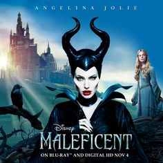 Don't be afraid: Maleficent is coming to Blu-ray & Digital HD Nov 4! Pre-order your copy now: http://di.sn/rhf