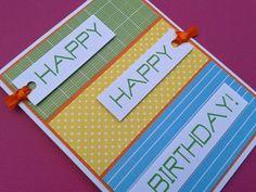 Happy Birthday Card -
