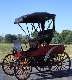 St. Louis Gasoline Motor Company automobile (1900)